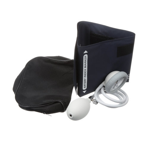 DS44 Integrated Aneroid with One Adult Cuff and Nylon Zippered Case